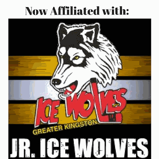 Now affiliated with PWHL Jr Ice Wolves