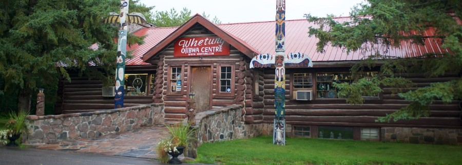 MAJOR TEAM SPONSOR - Whetung Ojibwa Centre